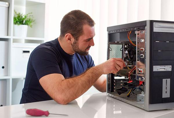 Soporte técnico informático a empresas